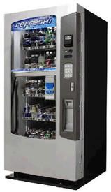 Vendo VUE 30 Soda Machine - New
