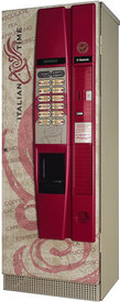 Saeco Cristallo 400 Coffee Vending Machine