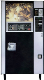 Automatic Products AP203 Coffee Vending Machine - Refurbished