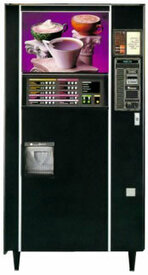 Automatic Products AP213 Coffee Vending Machine - Refurbished