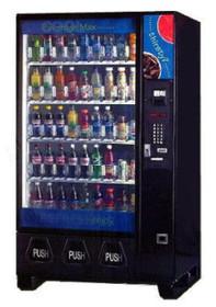 Dixie Narco Beveragemax Vending Machine 5591 - Refurbished