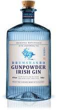 Drumshanbo Irish Gunpowder Gin - a unique combination of oriental botanicals