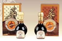 Traditional Balsamic Vinegar of Modena in Giugiaro design 100ml bottles