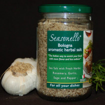 Seasonello® Herbal Sea Salt