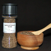 Applewood Smoked Sea Salt In Jar