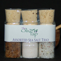 Assorted Sea Salt Trio