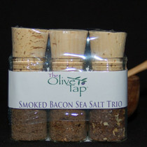 Smoked Bacon Sea Salt Trio