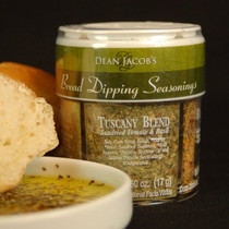 4 Variety Bread Dipping Seasonings