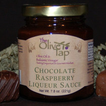 Chocolate Raspberry Liqueur Sauce