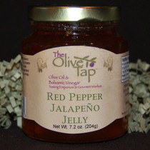 Red Pepper Jalapeño Jelly