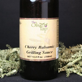 Cherry Balsamic Grilling Sauce