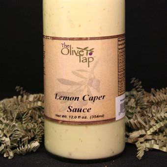 Lemon Caper Sauce