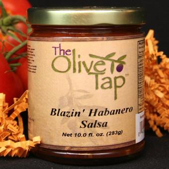 Blazin' Habanero Salsa