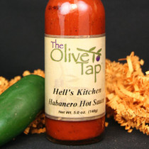 Hell's Kitchen Habanero Hot Sauce
