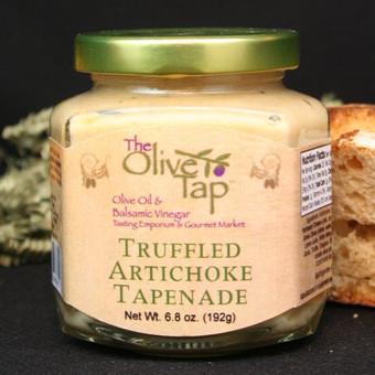 Truffled Artichoke Tapenade
