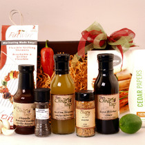 The Grill Master's Gourmet Gift Basket