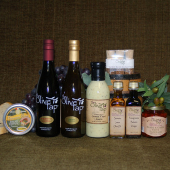 The Gourmet Sampler Gift Box