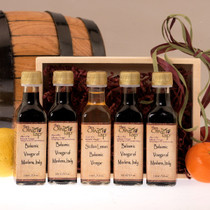 The Olive Tap Vinegar Sampler