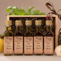 The Olive Tap Oil Sampler
