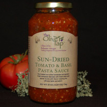 Sun-Dried Tomato and Basil Pasta Sauce