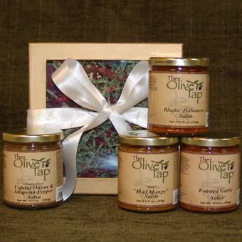 Gourmet Salsa Gift Box