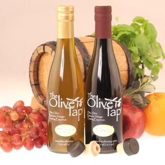 Tuscan Herb Olive Oil / Aceto 4 Balsamic Vinegar Pairing