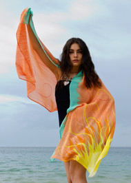Sun Shawl - Silk