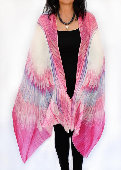 Rhapsody - Pink Angel Wings