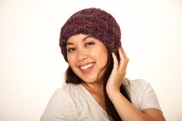 Perfect Ten Interchangeable Ribbed Toque (pdf)