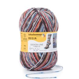 Regia 6-ply ARNE & CARLOS Design Line (22st)