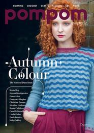 Pompom quarterly Fall Issue 18