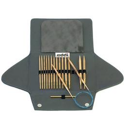 Addi Click Olive Wood Interchangeable Needle Set