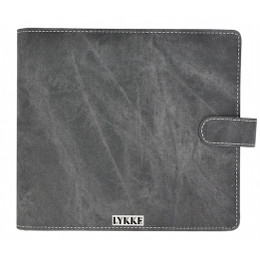 Grey denim effect case