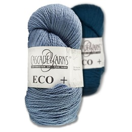 Cascade Eco+ Heathers (14st)