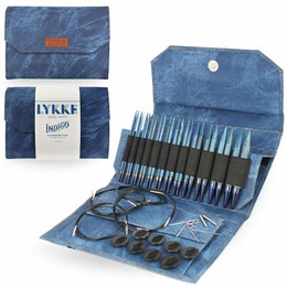 Lykke Indigo Interchangeable Needle Set