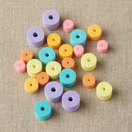 Cocoknits Multi-Size Stitch Stoppers - Colourful