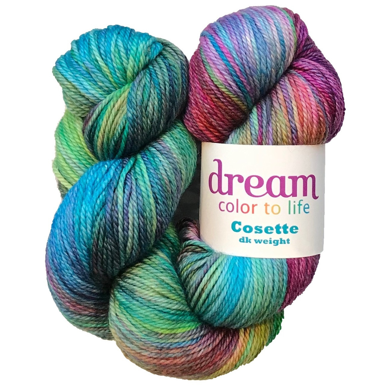 Really Black Pearl SALE Dream In Color Cosette DK