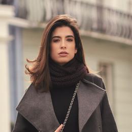Rowan Sultano Kit: Sofia Cowl