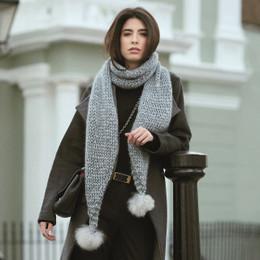 Rowan Sultano Kit: Victoria Scarf