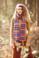 Woodbine scarf in Alpaca Classic