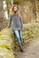 Pennybridge pullover in Alpaca Classic