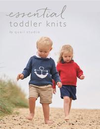 Rowan Essential Toddler Knits