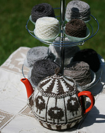 Class, Karen, Wednesday, Sheep Carousel Tea Cozy, Apr 1, 8, 15, 22, 4:00-6:00