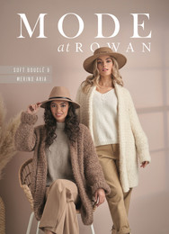 MODE at Rowan: Soft Boucle & Merino Aria