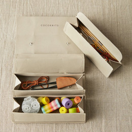 Cocoknits Accessory Roll - Gray