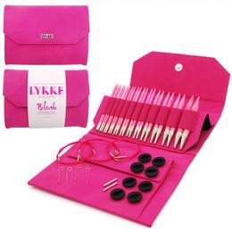 Lykke Blush Interchangeable Needle Set