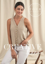Rowan 4 Projects: Creative Linen