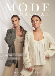 MODE at Rowan Summer Style: 4 Projects
