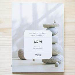 MDK Field Guide No. 17 Lopi