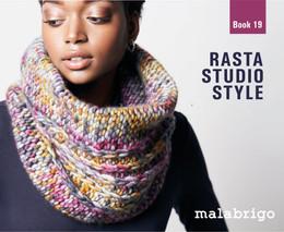 Malabrigo Book 19 Rasta Studio